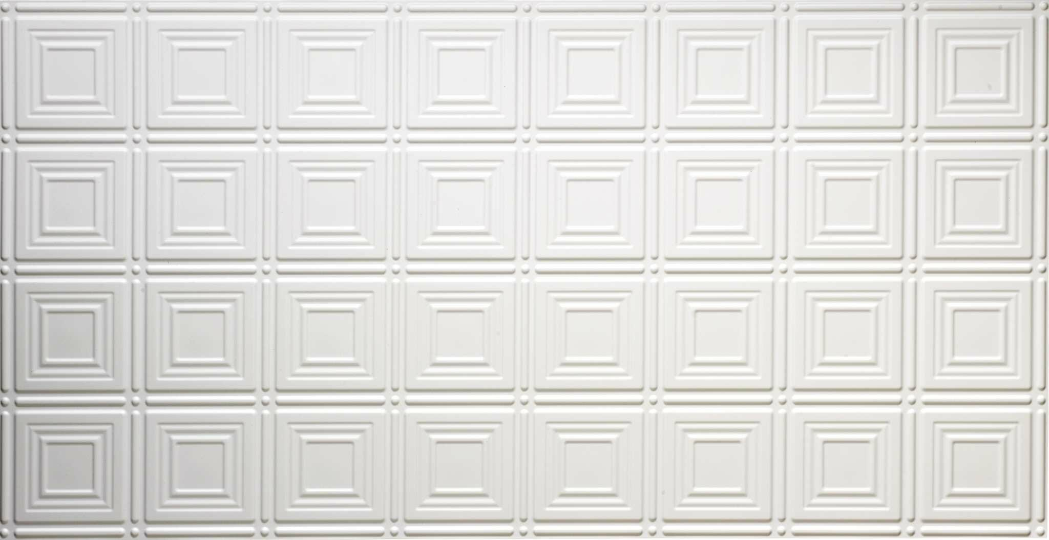 Pattern 204 All Colors 2 X4 Faux Tin Ceiling Tiles Global