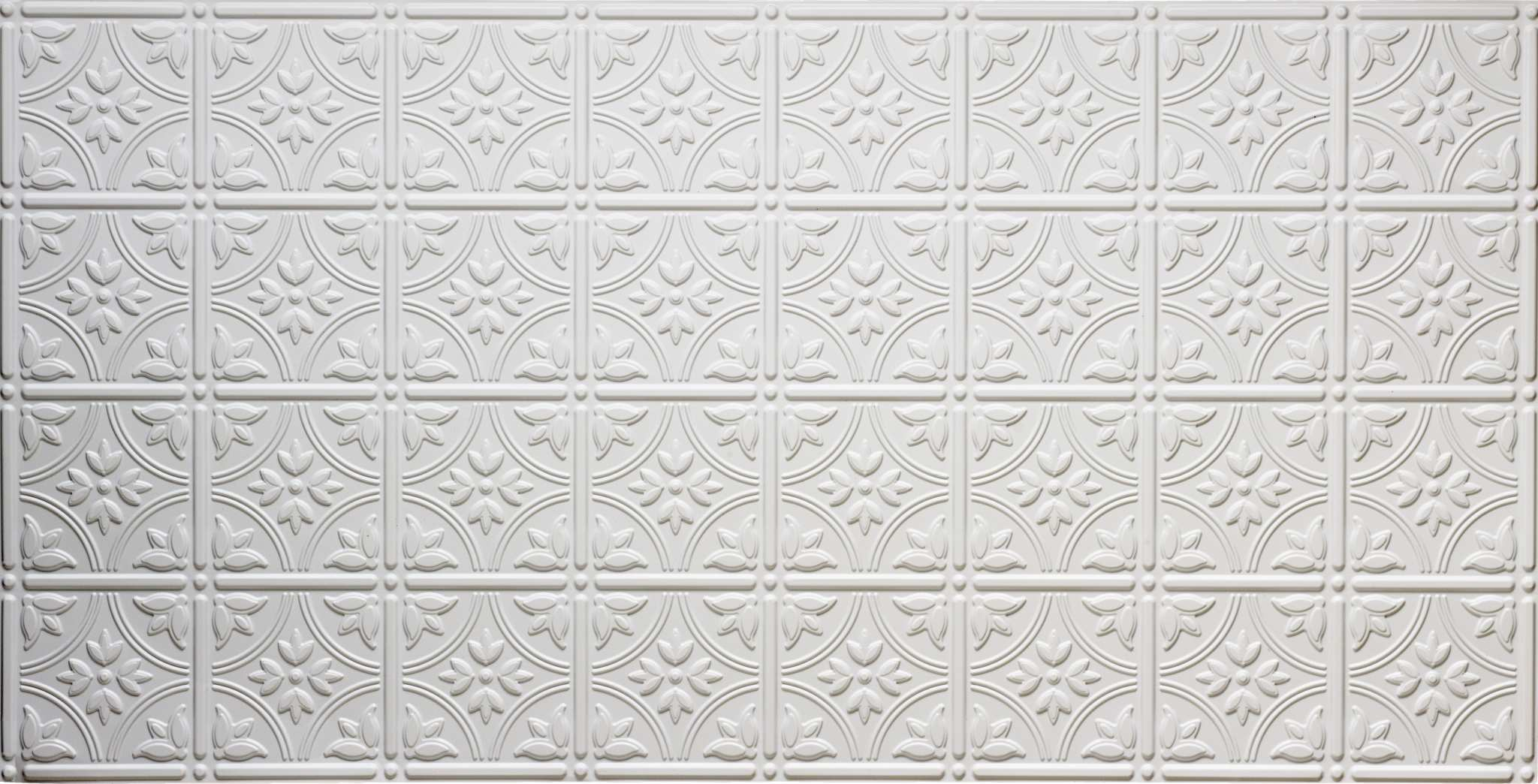 Pattern 209 All Colors 2 X4 Faux Tin Ceiling Tile