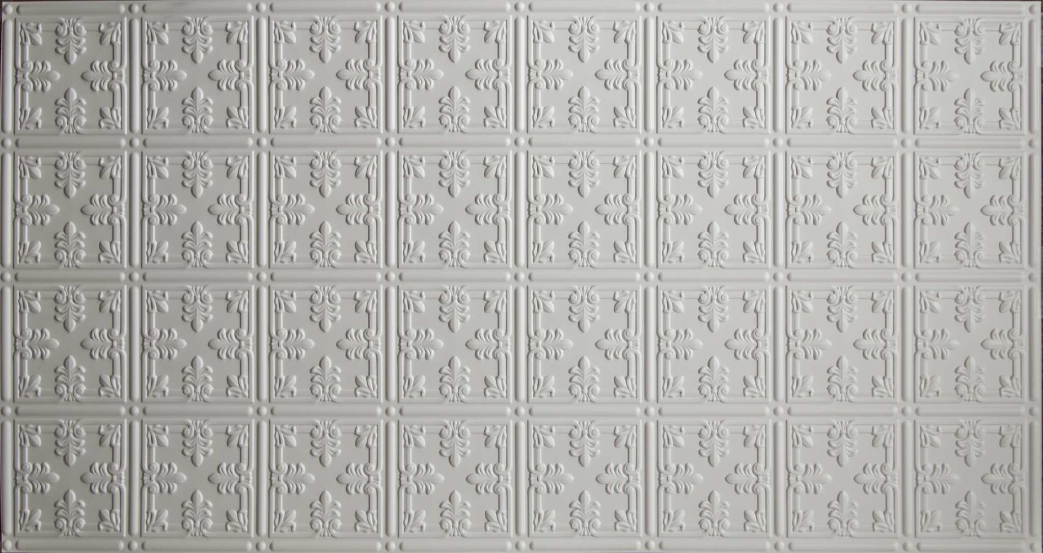 Pattern 210 All Colors 2 X4 Faux Tin Ceiling Tile
