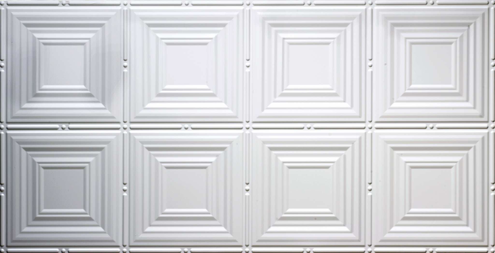 Pattern 320 All Colors 2 X4 Faux Tin Ceiling Tile